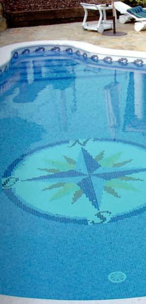 Piscinagrês Guia Bússola